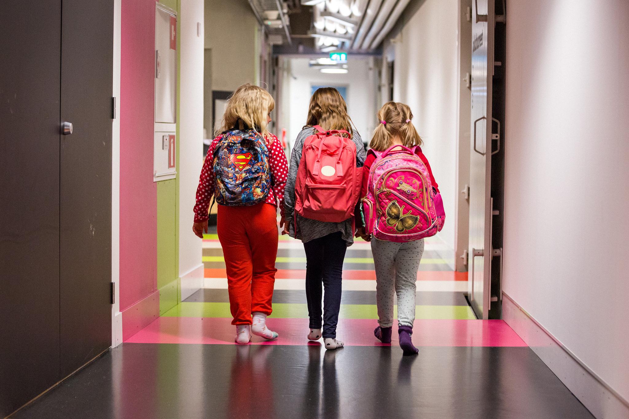 Lasten Ja Nuorten Oppimisen Polkua Vahvistettava