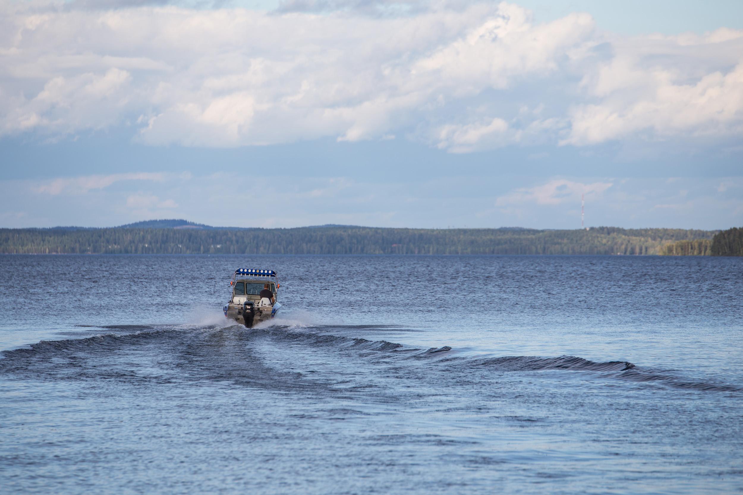 Kalastus Ja Luontoliikunta Opetusohjelmiin